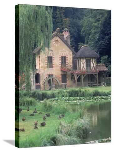 Marie Antoinette's Hamlet, Versailles, France-Kindra Clineff-Stretched Canvas Print