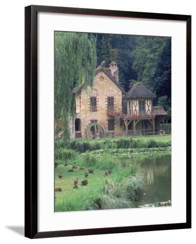 Marie Antoinette's Hamlet, Versailles, France-Kindra Clineff-Framed Art Print