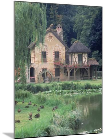 Marie Antoinette's Hamlet, Versailles, France-Kindra Clineff-Mounted Photographic Print