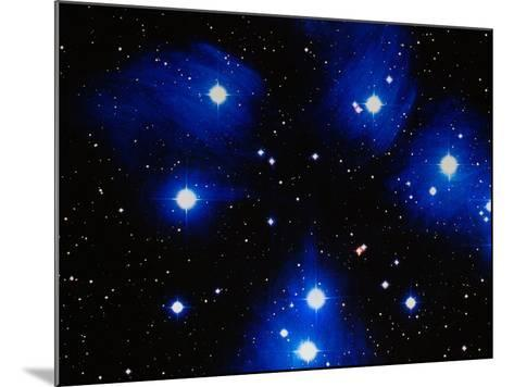 Stars-Terry Why-Mounted Photographic Print