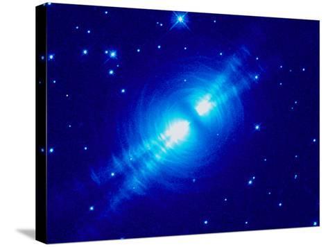 Egg Nebula-Arnie Rosner-Stretched Canvas Print