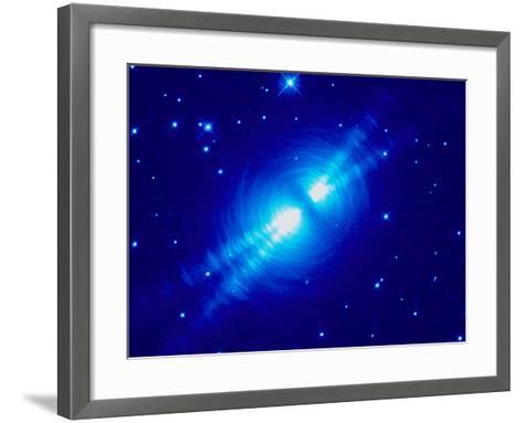 Egg Nebula-Arnie Rosner-Framed Art Print