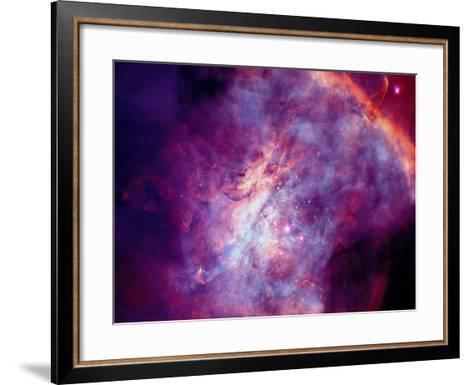 Orion Nebula-Arnie Rosner-Framed Art Print