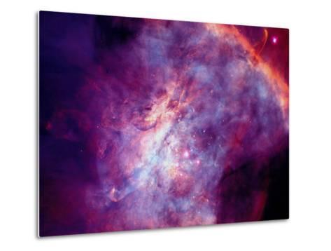 Orion Nebula-Arnie Rosner-Metal Print