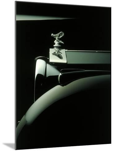 Rolls Royce Front Fender-Howard Sokol-Mounted Photographic Print