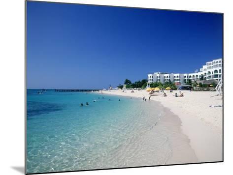Doctor's Cove Beach, Montego Bay-Angelo Cavalli-Mounted Photographic Print