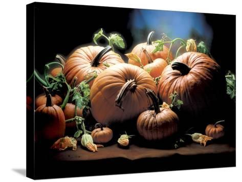 Pumpkins-ATU Studios-Stretched Canvas Print