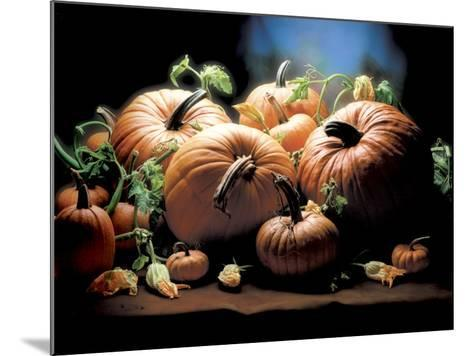 Pumpkins-ATU Studios-Mounted Photographic Print