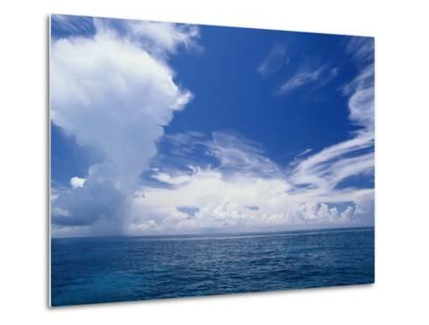 Scenic View of the Clouds off Key Largo-Wolcott Henry-Metal Print