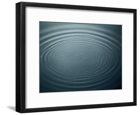 Ripples in the Water-Todd Gipstein-Framed Art Print