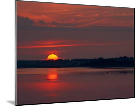 Canadian Twilight View-James P^ Blair-Mounted Photographic Print