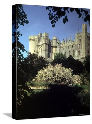 Arundel Castle-David Scherman-Stretched Canvas Print