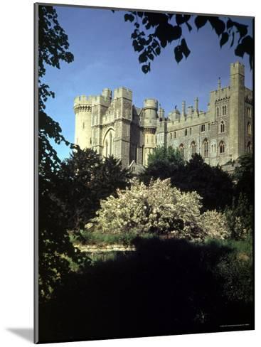 Arundel Castle-David Scherman-Mounted Photographic Print
