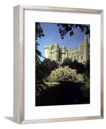 Arundel Castle-David Scherman-Framed Art Print