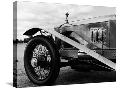 Photograph of a 1930 Rolls-Royce Phantom II Mulliner Continental Tourer, c.1958-Walker Evans-Stretched Canvas Print