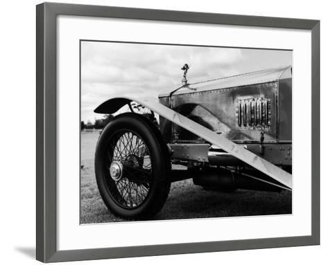 Photograph of a 1930 Rolls-Royce Phantom II Mulliner Continental Tourer, c.1958-Walker Evans-Framed Art Print