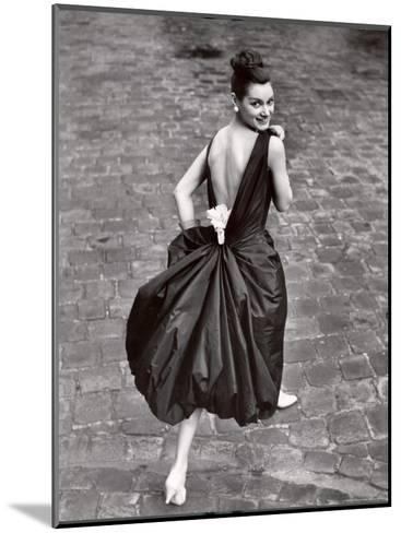 Add a Pearl Week Paris Collection-Loomis Dean-Mounted Photographic Print
