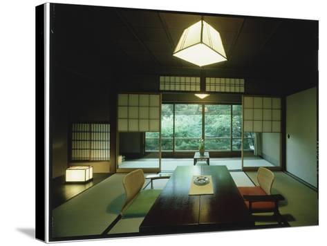 Room in Tarawaya Inn-Ted Thai-Stretched Canvas Print