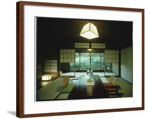 Room in Tarawaya Inn-Ted Thai-Framed Art Print