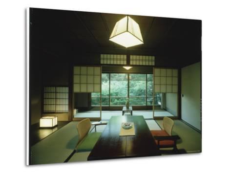 Room in Tarawaya Inn-Ted Thai-Metal Print