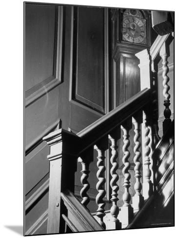 Staircase in the Metropolitan Museum of Art-Alfred Eisenstaedt-Mounted Photographic Print