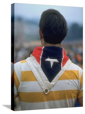 Woodstock-Bill Eppridge-Stretched Canvas Print