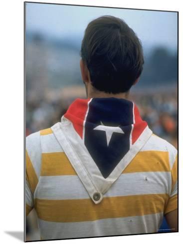 Woodstock-Bill Eppridge-Mounted Photographic Print