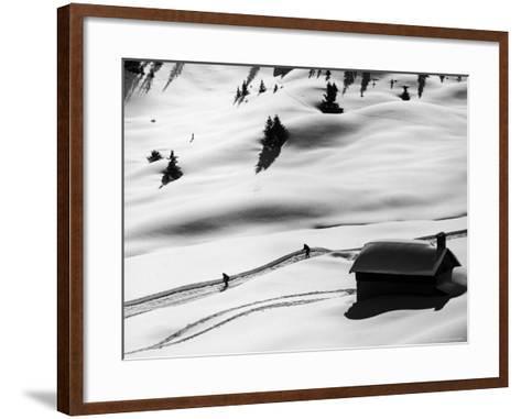 New Ski Resort-Loomis Dean-Framed Art Print
