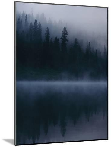 Scenic View Near Mount Shasta-Michael Nichols-Mounted Photographic Print