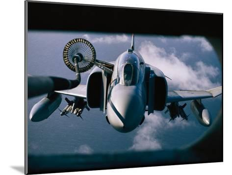 Refueling Operation over the Falklands-Steve Raymer-Mounted Photographic Print
