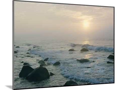 View of the Long Island Coastline-B^ Anthony Stewart-Mounted Photographic Print