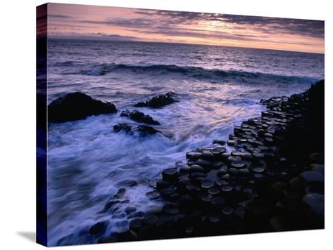 Giants Causeway Ancient Rock Formation, Antrim, Northern Ireland-Gareth McCormack-Stretched Canvas Print