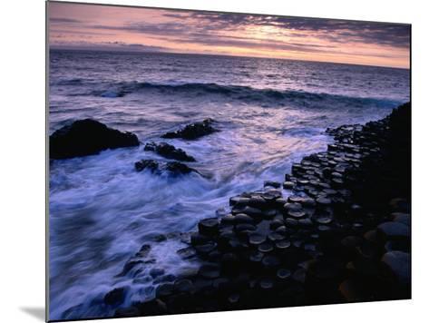 Giants Causeway Ancient Rock Formation, Antrim, Northern Ireland-Gareth McCormack-Mounted Photographic Print
