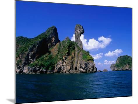 Chicken Island (Koh Hua Khwan), Ao Nang, Thailand-Nicholas Reuss-Mounted Photographic Print