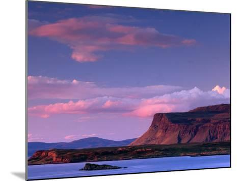 Lake from Near Bunessan, Loch Scridain, United Kingdom-Andrew Parkinson-Mounted Photographic Print
