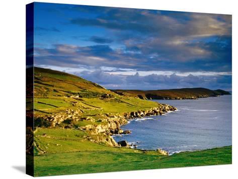 Crow Head at Dursey Sound Near Allihies, Allihies, Ireland-Richard Cummins-Stretched Canvas Print