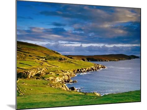Crow Head at Dursey Sound Near Allihies, Allihies, Ireland-Richard Cummins-Mounted Photographic Print