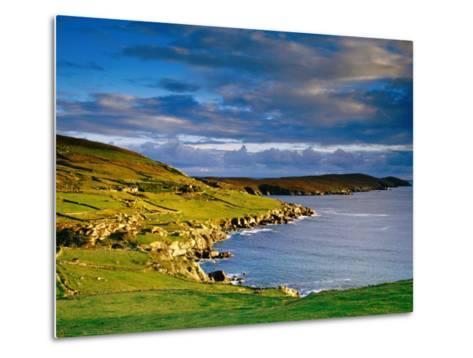 Crow Head at Dursey Sound Near Allihies, Allihies, Ireland-Richard Cummins-Metal Print