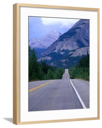 Icefield Parkway, Banff, Alberta, Canada-Jan Stromme-Framed Art Print
