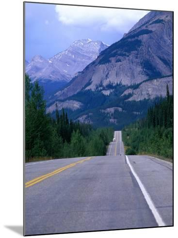 Icefield Parkway, Banff, Alberta, Canada-Jan Stromme-Mounted Photographic Print