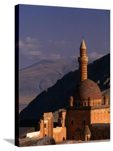 Ishak Pasha Palace, Dogubeyazit, Turkey-Izzet Keribar-Stretched Canvas Print