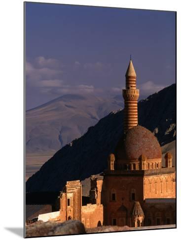 Ishak Pasha Palace, Dogubeyazit, Turkey-Izzet Keribar-Mounted Photographic Print