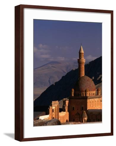 Ishak Pasha Palace, Dogubeyazit, Turkey-Izzet Keribar-Framed Art Print