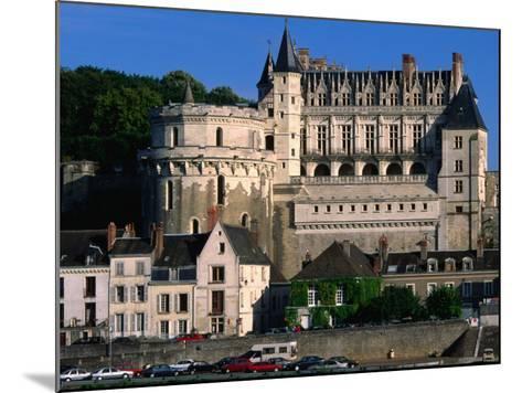 Chateau D'Amboise, Loire Valley, Amboise, France-John Elk III-Mounted Photographic Print