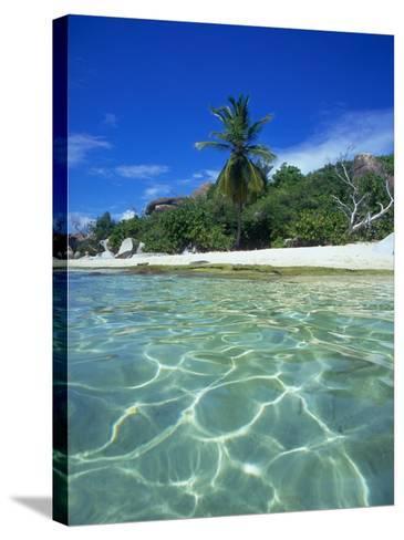 The Baths, Virgin Gorda, British Virgin Islands, Caribbean-Robin Hill-Stretched Canvas Print