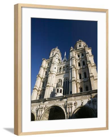 Eglise St. Michel, Dijon, Cote D'Or, Burgundy, France-Walter Bibikow-Framed Art Print