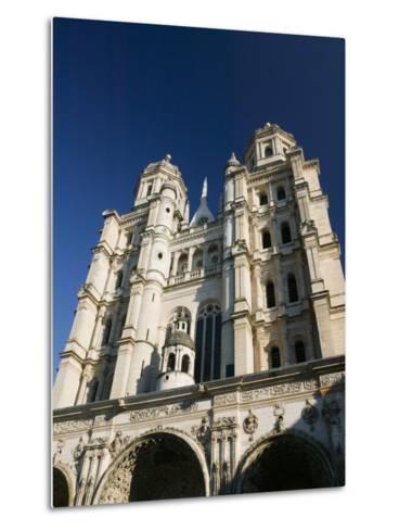 Eglise St. Michel, Dijon, Cote D'Or, Burgundy, France-Walter Bibikow-Metal Print
