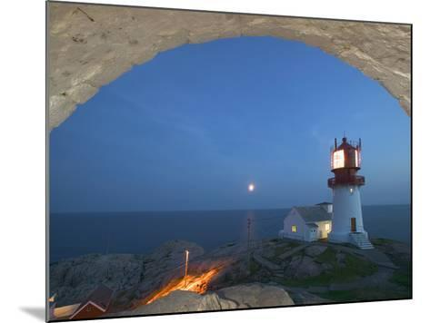 Lindesnes Fyr, Norway-Russell Young-Mounted Photographic Print