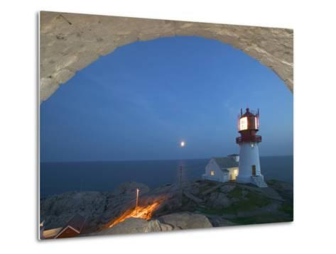 Lindesnes Fyr, Norway-Russell Young-Metal Print