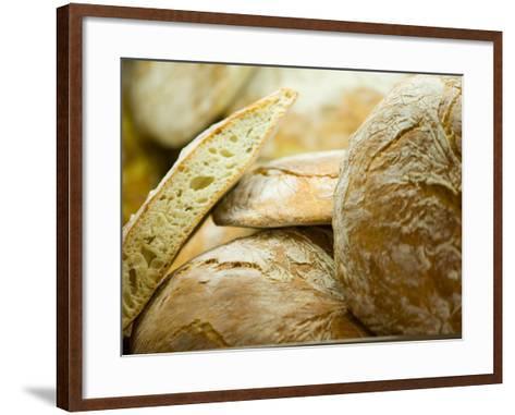 Fresh Bread, Trogir, Croatia-Russell Young-Framed Art Print